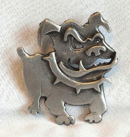 bulldog pin dog canine