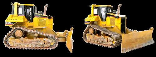 bulldozer tractor construction