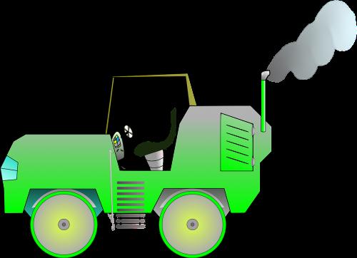 bulldozer compactor asphalt