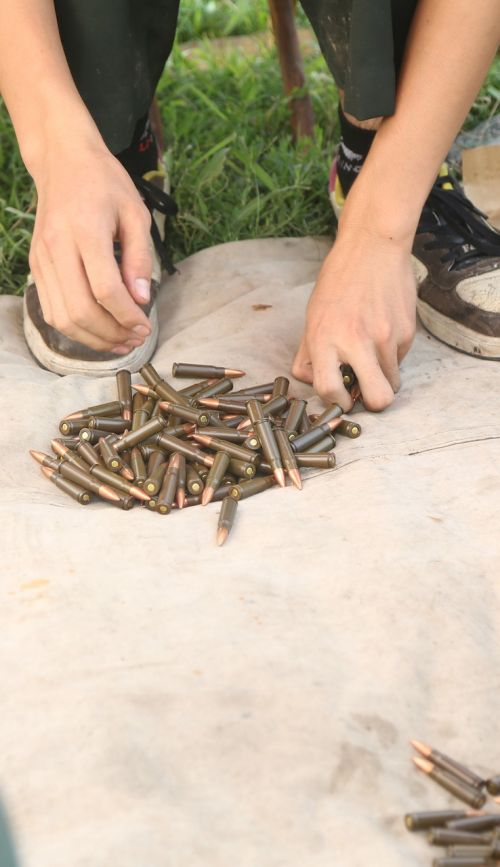 bullet military inventory