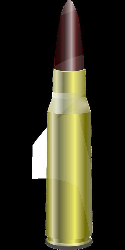 bullet ammo cartridge