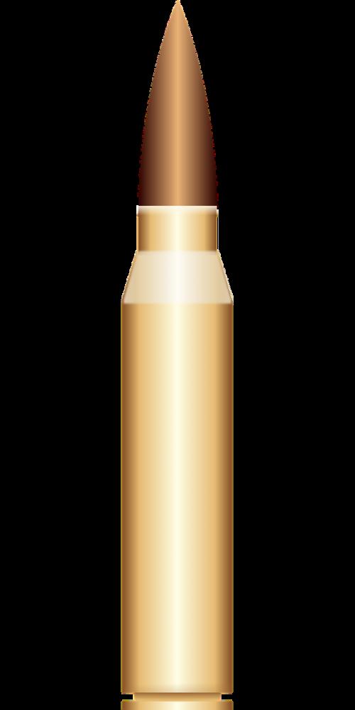 bullet shell cartridge