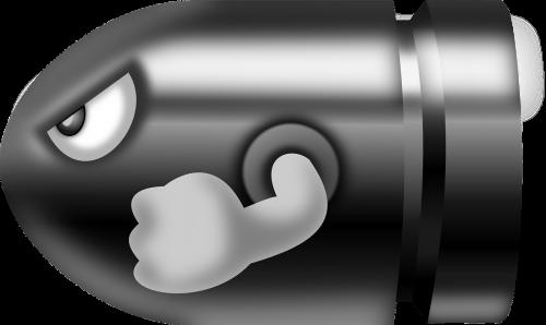 bullet ammunition ammo