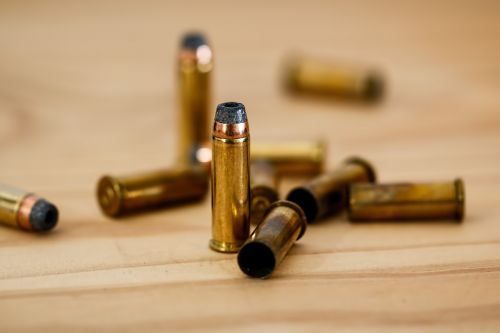 bullet cartridge ammunition