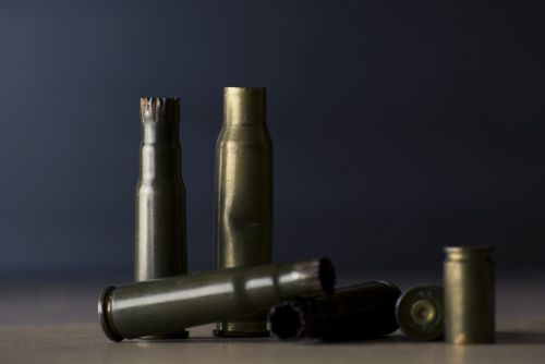 bullet shell weapon metal