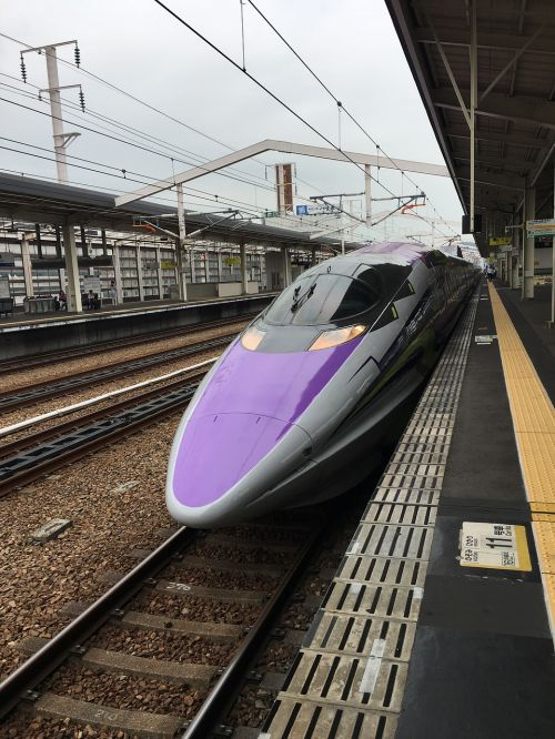 bullet train series 500 type・eva evangelion・project