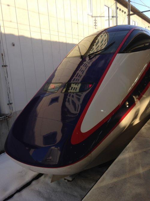bullet train yamagata tsubasa