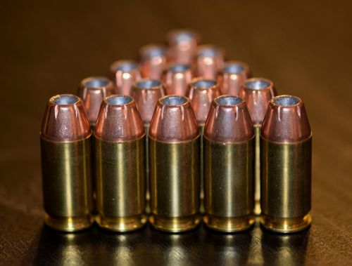 bullets ammo ammunition