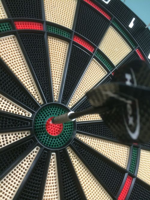 bullseye darts game
