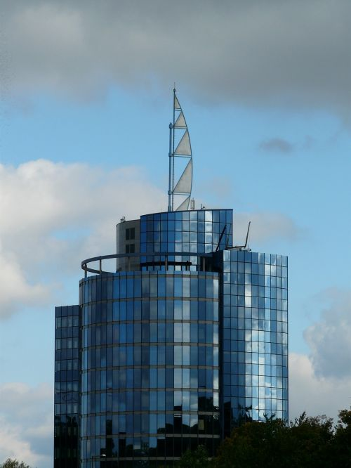 bülow tower skyscraper stuttgart