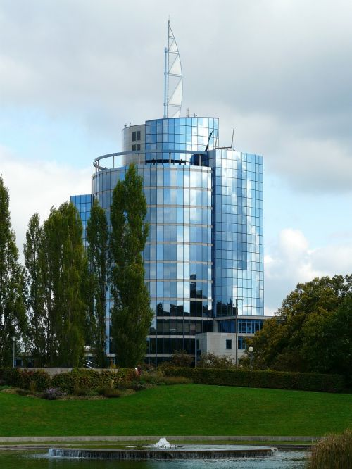 bülow tower building architecture
