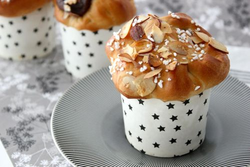 bun muffins batch
