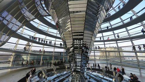 bundestag dome berlin