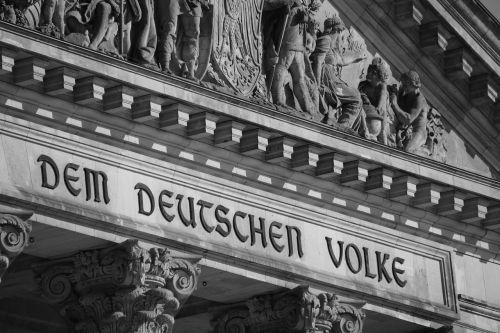 Bundestagas,volke,Vokietija,Berlynas,Vokietija,Miestas,miesto,parisian place