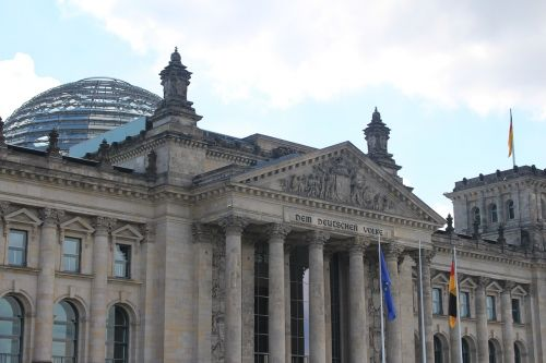 bundestag reichstag germany