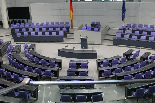 bundestag government policy