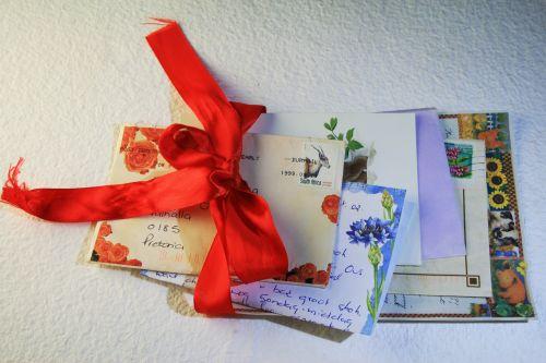 Bundle Of Letters