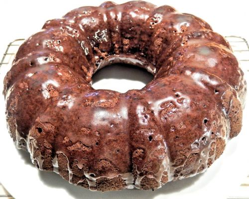 bundt cake cake chocolate
