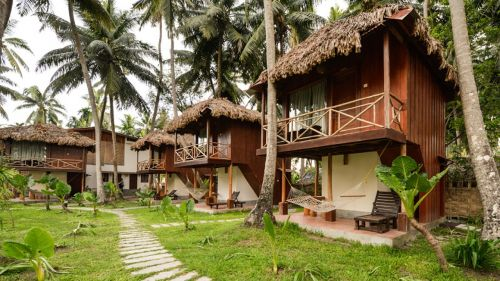 bungalow hotel resorts