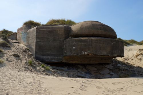 bunker france normandy