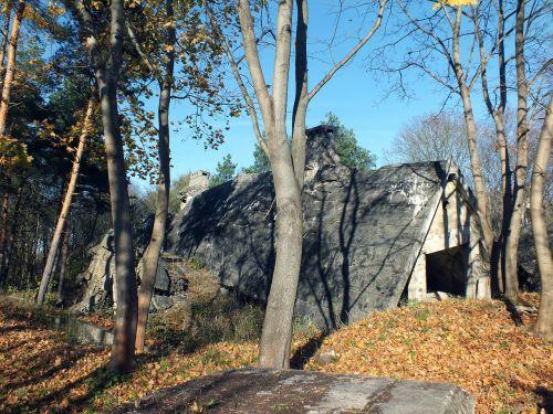 bunker town wünsdorf bunker