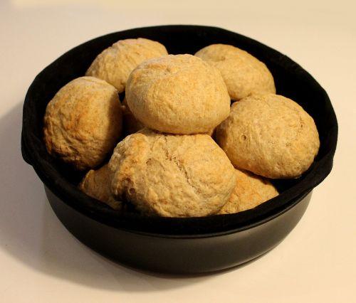 buns food homemade