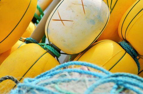 buoy float net