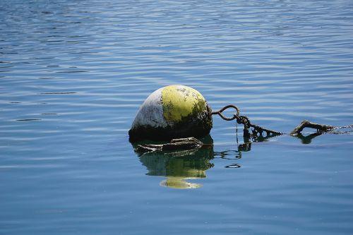 buoy beacon water