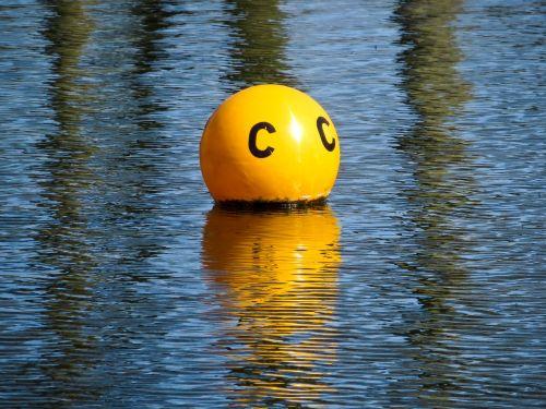 buoy float water