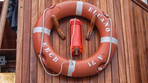buoy rescue ship