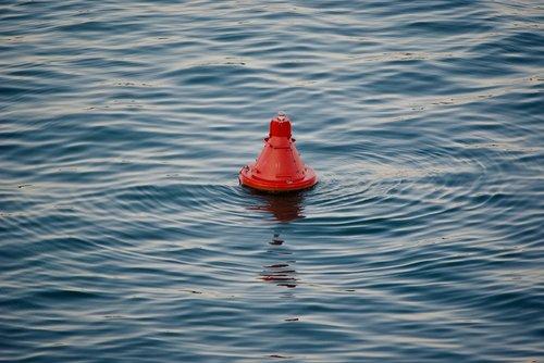 buoy  ocean  sea