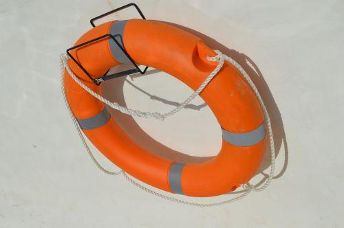 buoy swimming life buoy