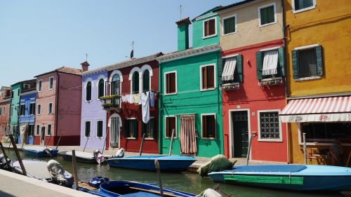 burano channel colors