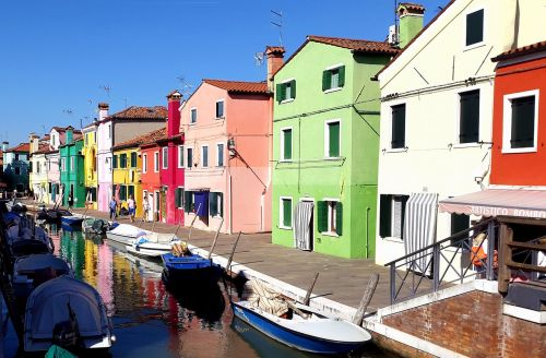burano venice channel