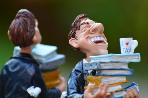 bureaucracy files tax consultant