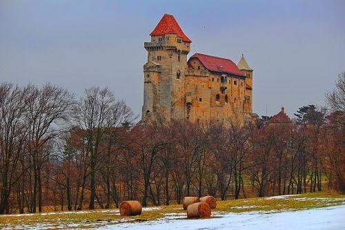 burg lichtenstein castle middle ages