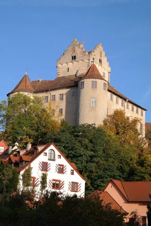 burg meersburg meersburg old castle