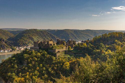 burg rheinfels rheinfels castle
