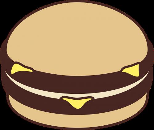 burger cheese mayonnaise