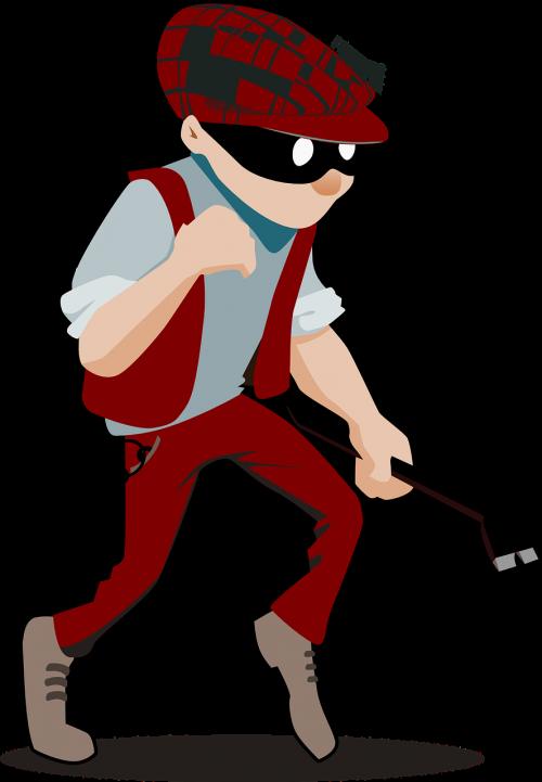 burglar thief criminal