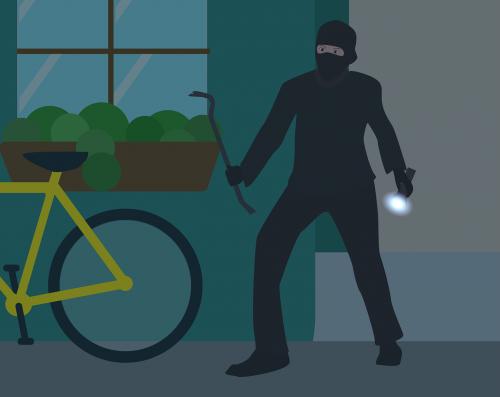 burglary crime theft