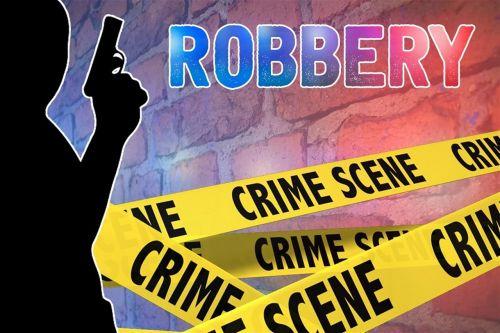 crime scene gungster police
