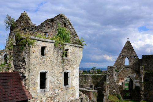 burgruine castle landscape