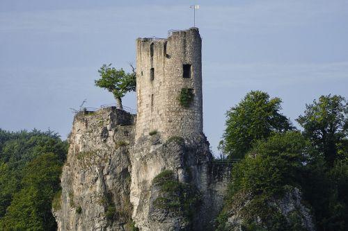 burgruine neideck residential tower