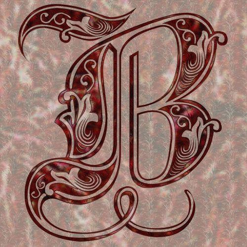 Burgundy B