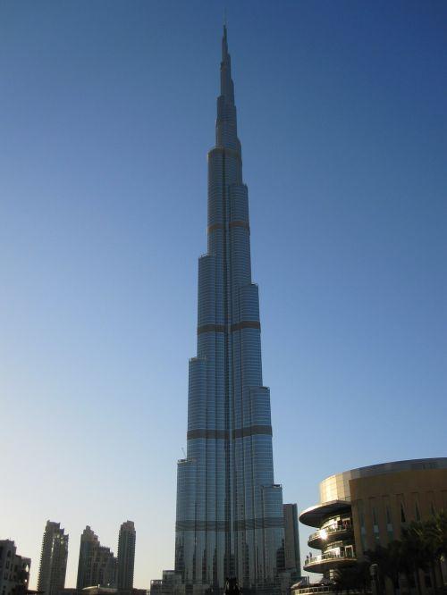 burj khalifa dubai building