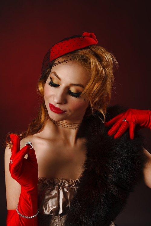 burlesque  dita von teese  marilyn monroe