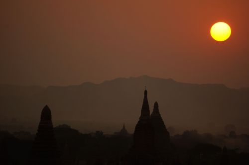 burma sun temple