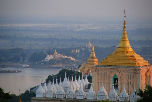 burma temple myanmar