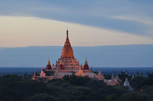 burma myanmar buddhist
